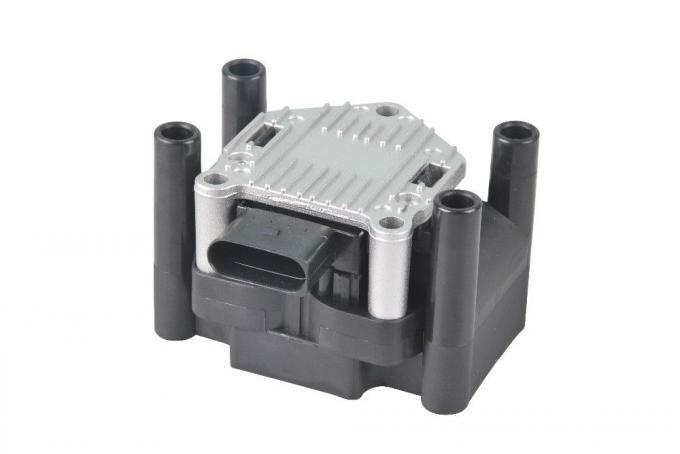 98-01 Volkswagen Beetle Golf Jetta L4 2.0 UF277 Engine Ignition Coil 032905106B 1T0M-DQG492