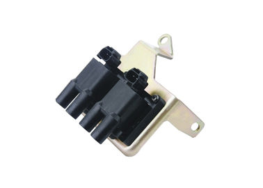 China OEM 5WY2809A Hyundai Ignition Coil / Subaru Ignition Coil With Plastic Material supplier