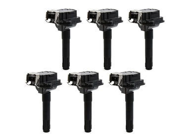 China Black High Voltage Ignition Coil For Audi A4 A6 A8 S4  058905105 058905101 0986221011 supplier